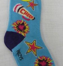Foozys Cheer Socks