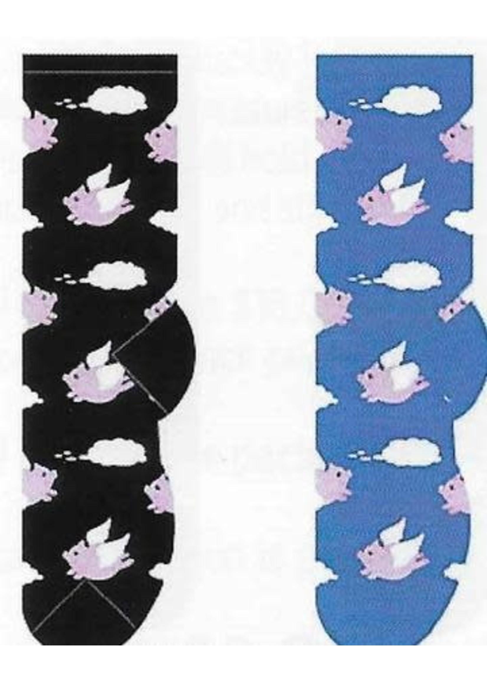 Foozys Flying Pigs Socks