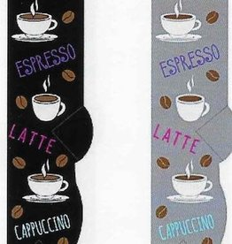 Hot Coffee Socks