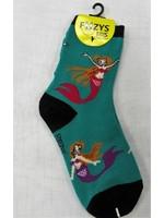 Foozys Mermaid Socks