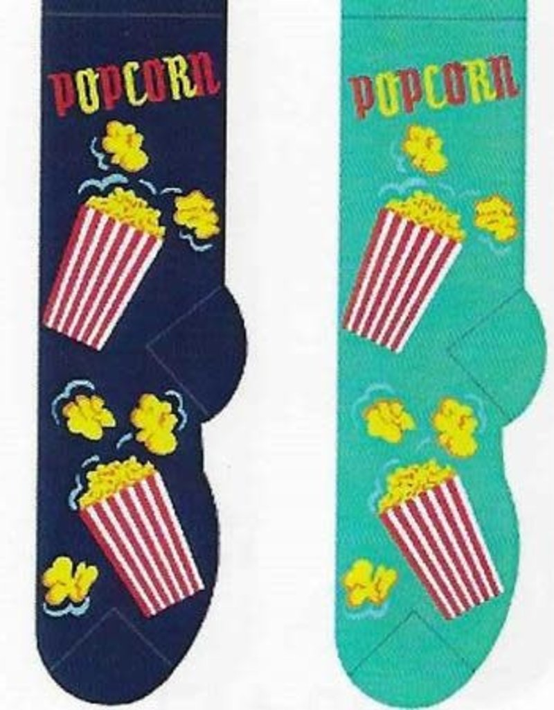 Popcorn - Mini Buckets Socks