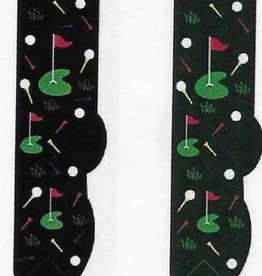 Putting Green Socks