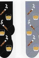 Scotch & Cigars Socks