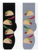 Foozys Taco Time Socks