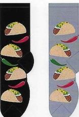 Taco Time Socks