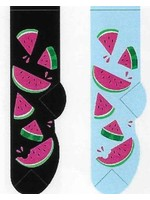Foozys Watermelon Adult Socks