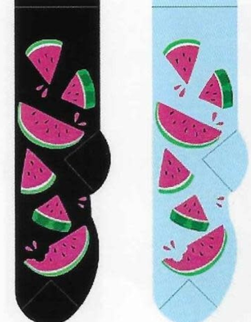 Watermelon Adult Socks
