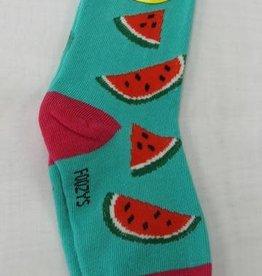 Foozys Watermelon Socks