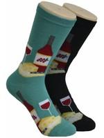 Foozys Wine Time Socks