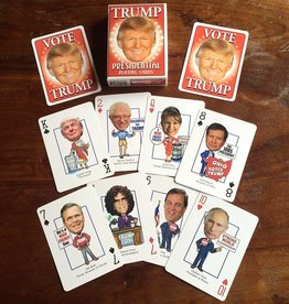 Trump Presidential Deck Playing Cards