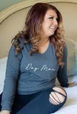 Sweatshirt Dog Mom