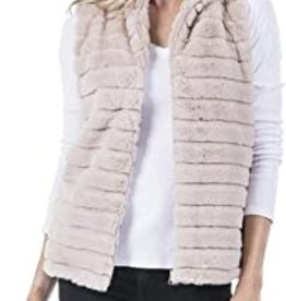 Faux Rabbit Fur Vest