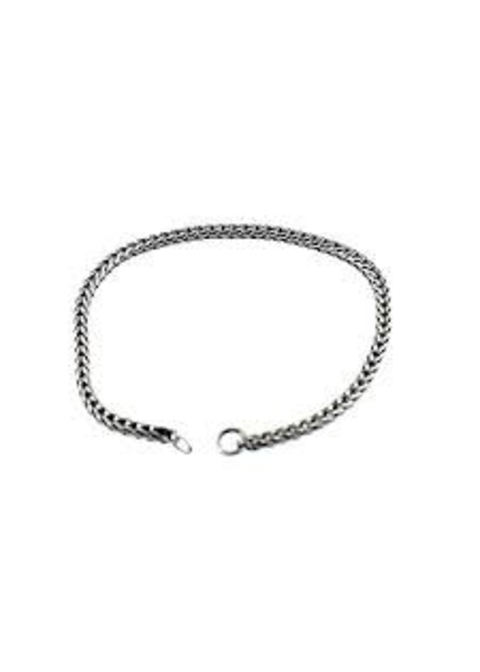 """Trollbeads Bracelet 6.7"""", Silver"""