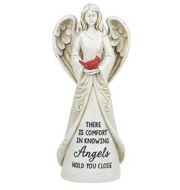 Angel with Cardinal, Asst