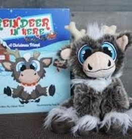 Reindeer in Here - Plush & Book Set