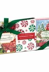 Mini Soap Set: Nutcracker, O Tannenbaum, Poinsettia