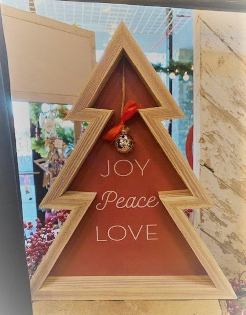 Jingle Bell Tree Art