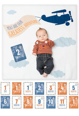Greatest Adventure Baby's 1st Year Blanket Set