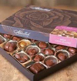 Abdallah Milk Chocolates, Assorted