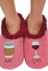 Pairable Slippers Coffee