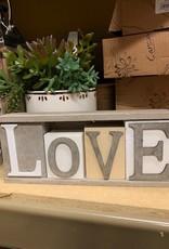 Love Table Decor