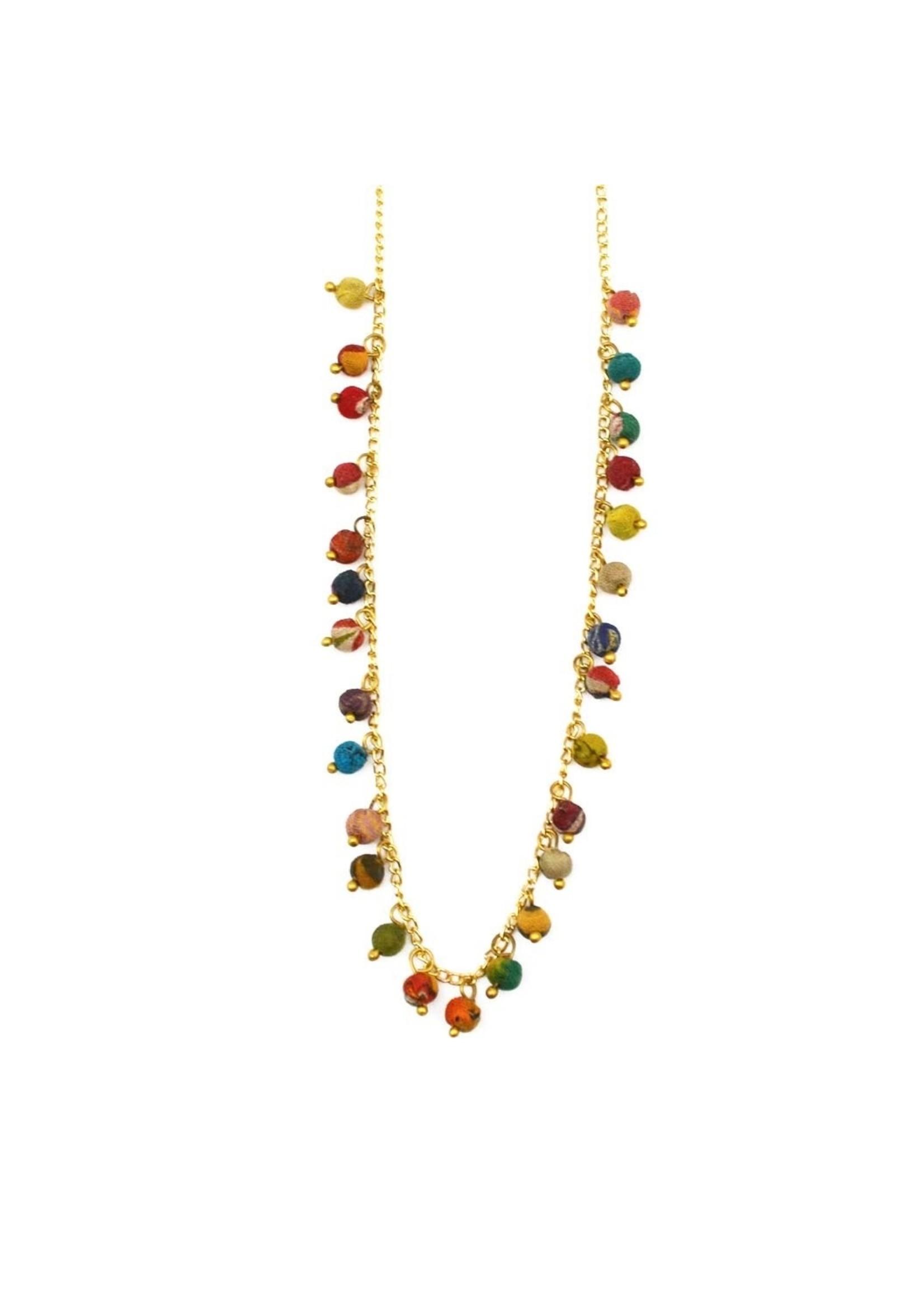 Anju / G A Designs Aasha Necklace N5028