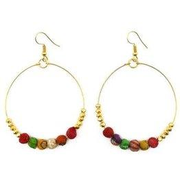 Aasha Earrings E5032