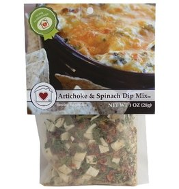 Country Home Creations Artichoke & Spinach Dip Mix