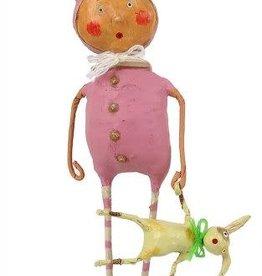 Lori Mitchell Bunnyskin, Pink
