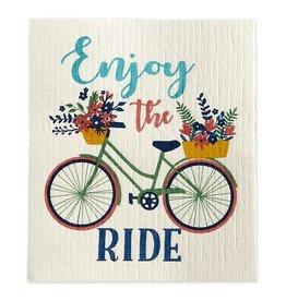 Enjoy the Ride Dishcloth