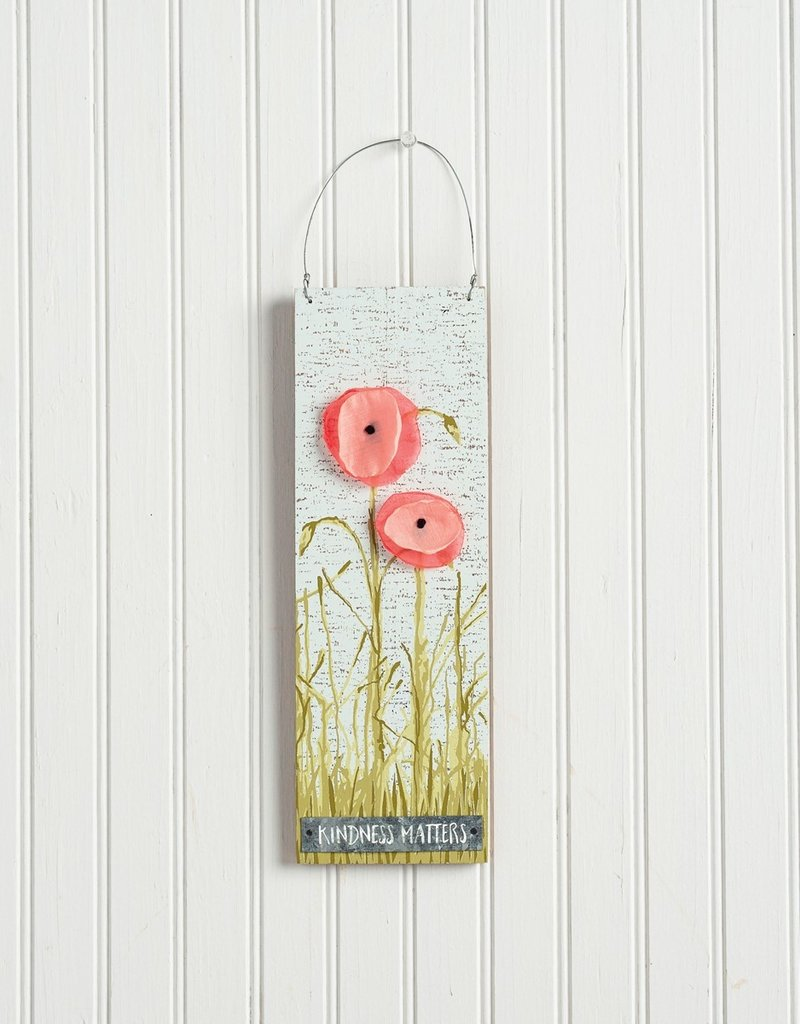 Primitives By Kathy Hanging Decor-Kindness Matters