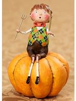 Lori Mitchell Peter Pumpkin Eater