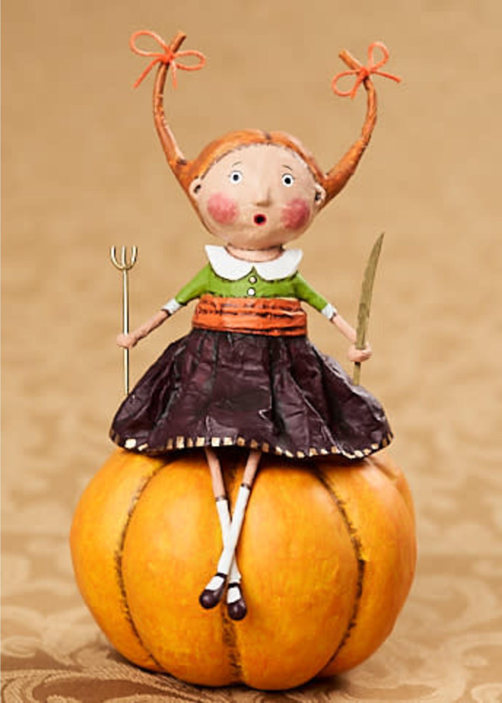Lori Mitchell Prissy Pumpkin Eater