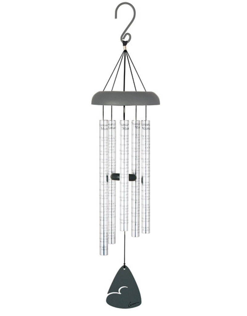 "30"" Wind Chime Treasured Memories"