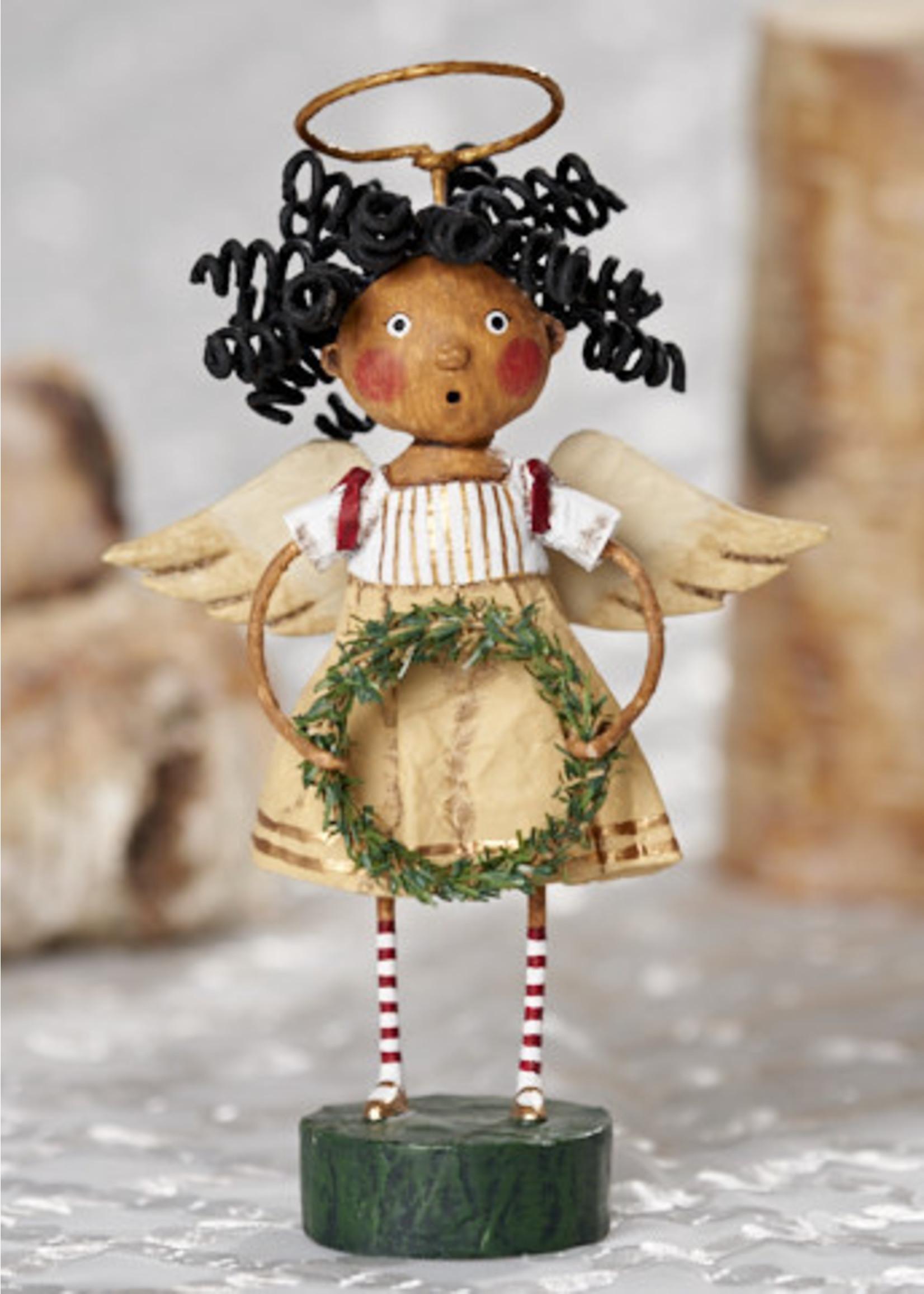 Lori Mitchell Seasons Greetings Angel