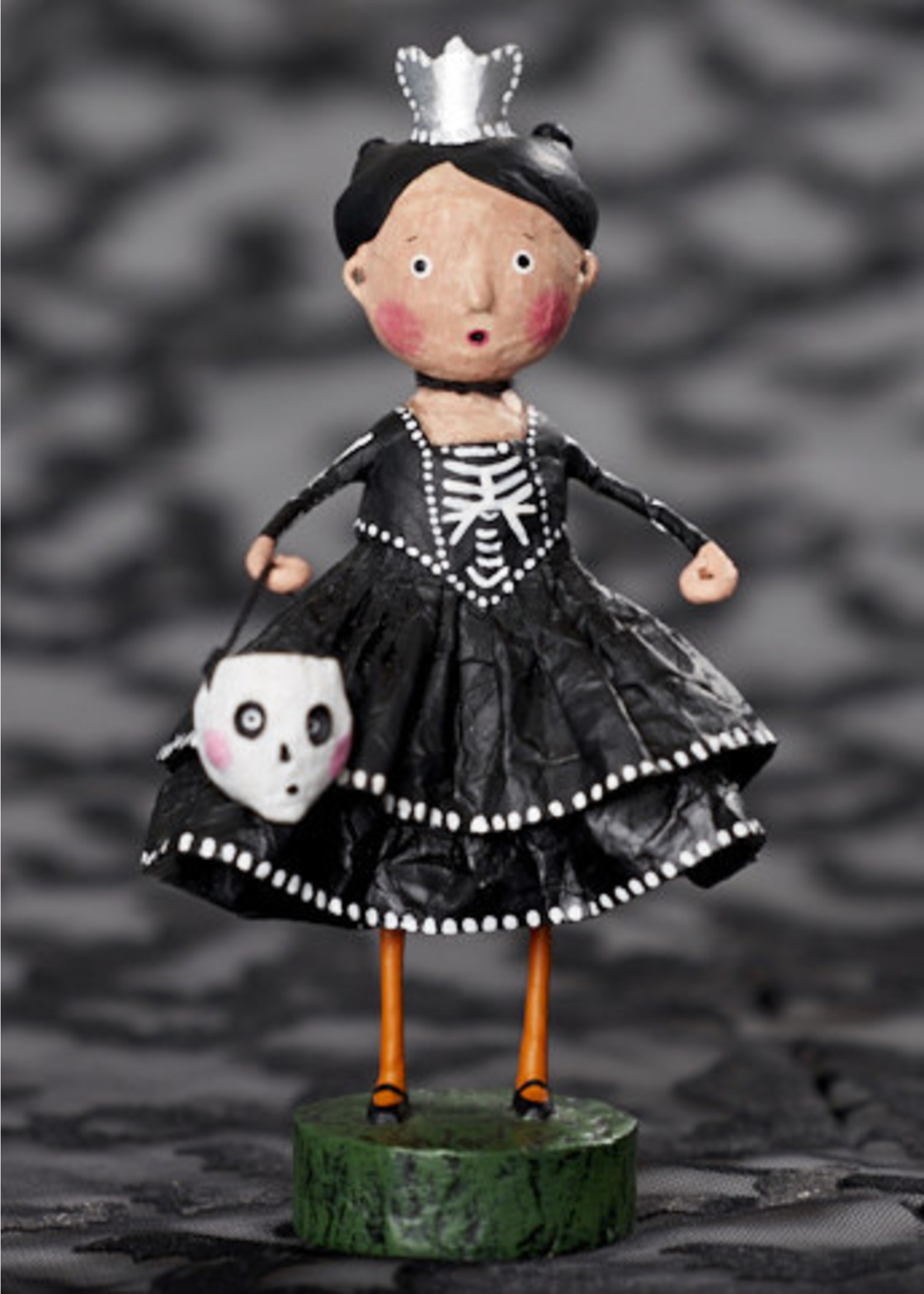 Lori Mitchell Skeleton Princess