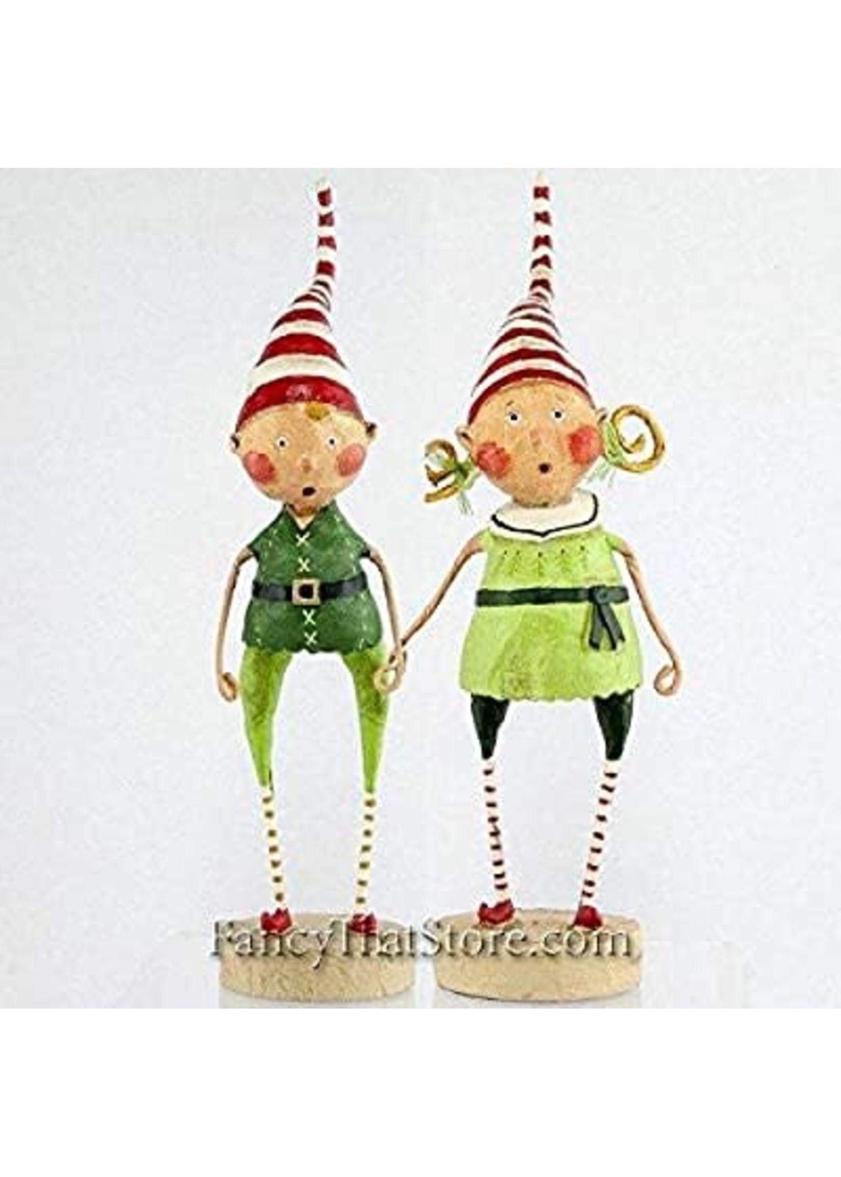 Lori Mitchell Tootsie and Tinker Twinkle, set of 2