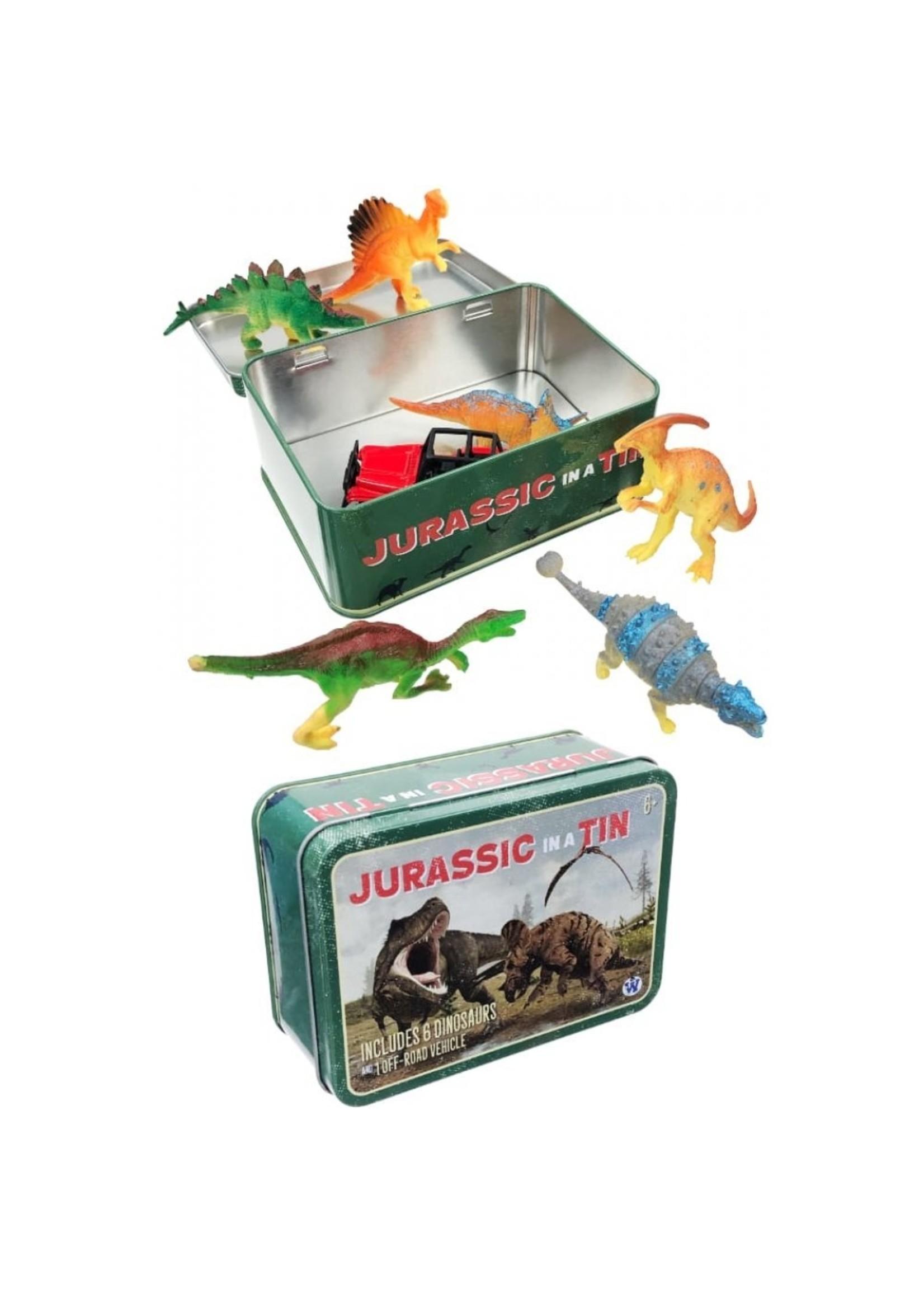 Jurassic in a Tin