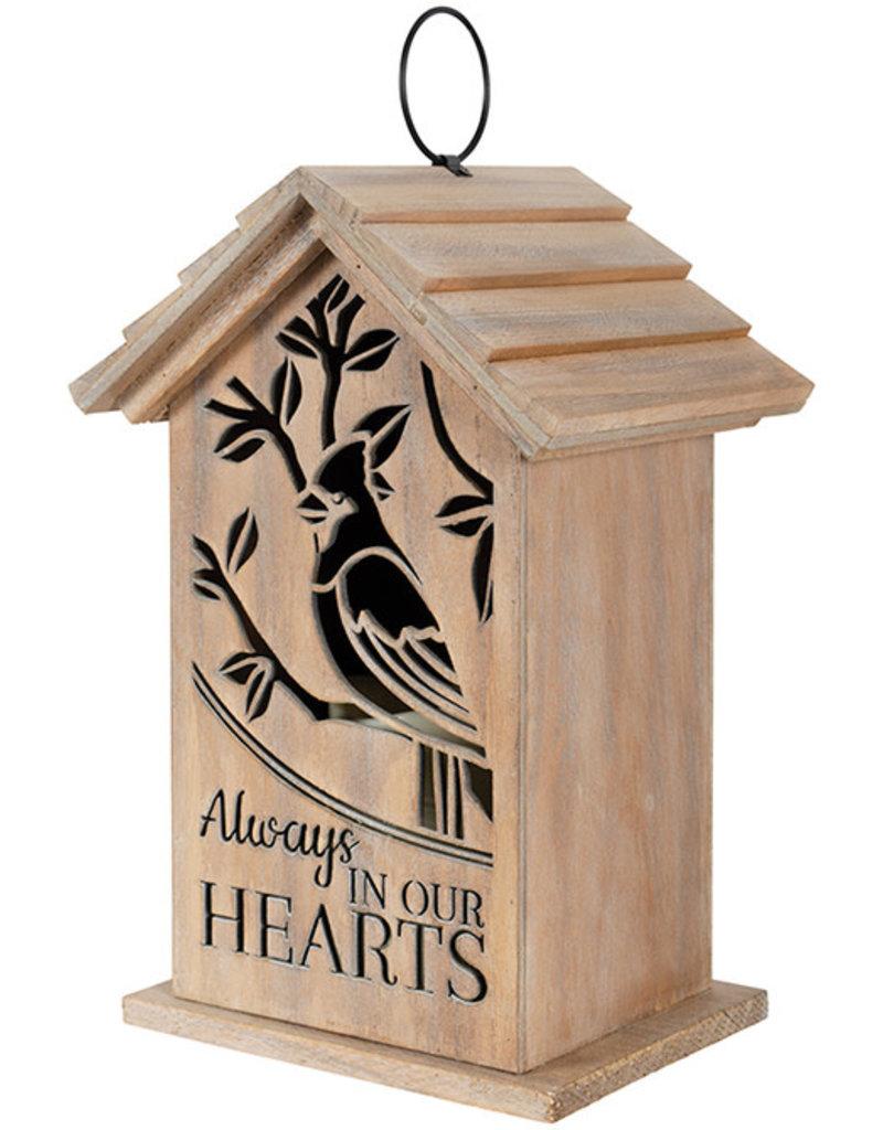 Wood House Lantern