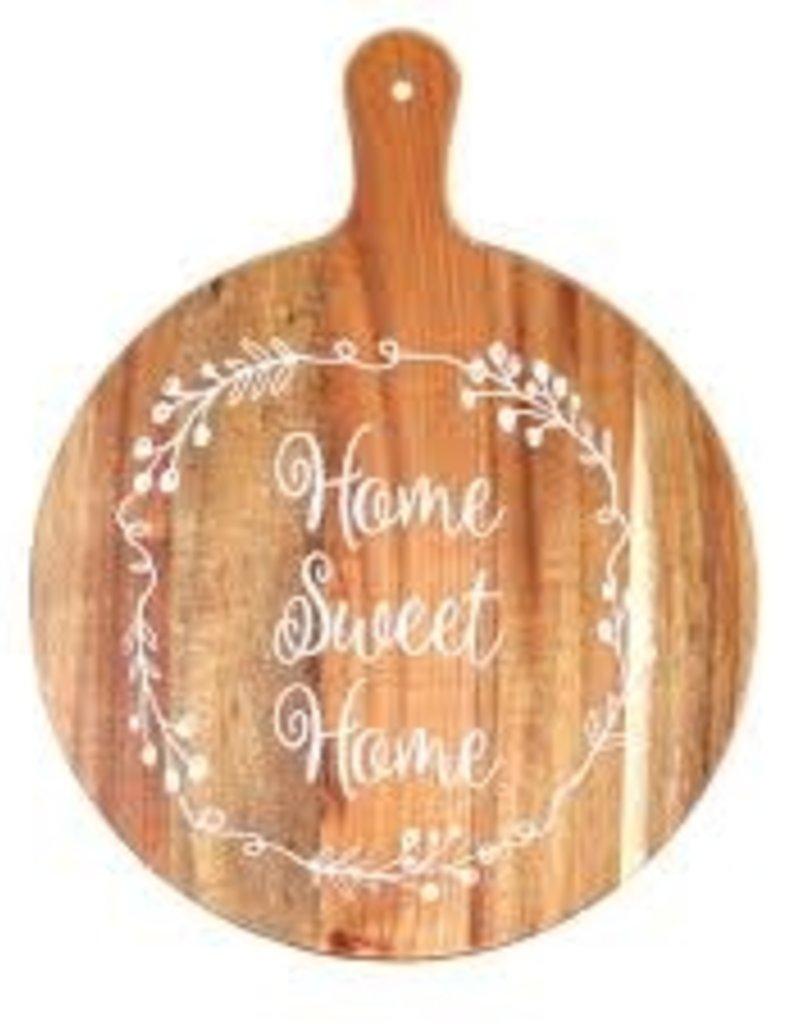 Home Sweet Home Acacia Paddle OBR