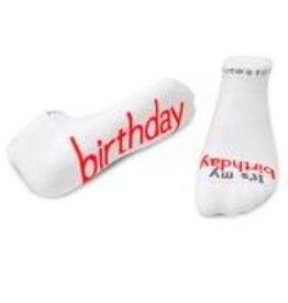 It's My Birthday - White -