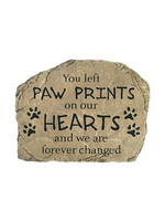 Carson Home Accents Sand Step/Stone-Paw Prints