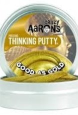 """Crazy Aaron's Good as Gold Precious Metals 3"""" Tin"""
