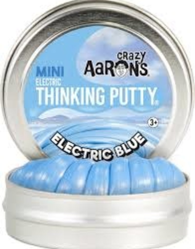 "Crazy Aaron's Electric Blue 2"" Tin"