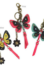 Mini Butterfly Key Chain/Purse Charm
