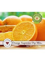 Country Home Creations Orange Supreme Dip Mix