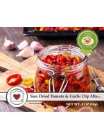 Country Home Creations Sun Dried Tomato & Garlic Dip Mix