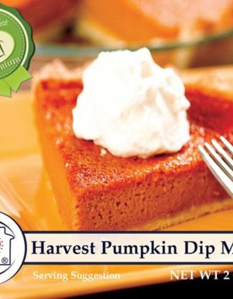 Country Home Creations Harvest Pumpkin Dip Mix