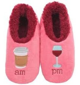 Pairable Slippers Animals AM & PM Small