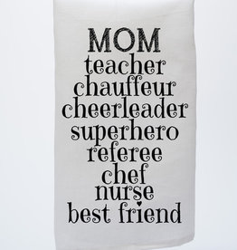 Moms Job Towel